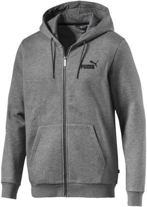 Essentials Fleece Hooded Jacket