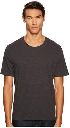 Vince Short Sleeve Slub Crew Neck Men's T Shirt