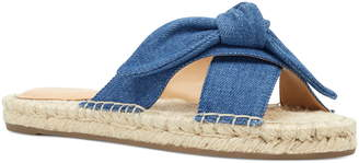 Nine West Brielle Espadrille Slide Sandal