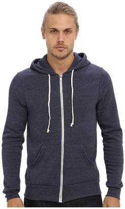 Alternative Rocky Zip Hoodie Men's Sweatshirt