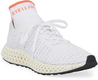adidas by Stella McCartney Alphaedge 4D Knit Sock Sneakers