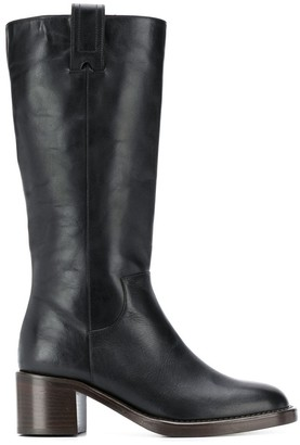 Michel Vivien Country boots
