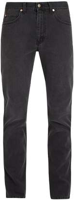 Gucci Mid-rise straight-leg jeans