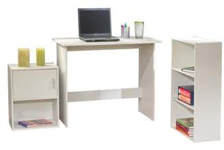 STUDY TMS Soho Set, 3-Piece, White