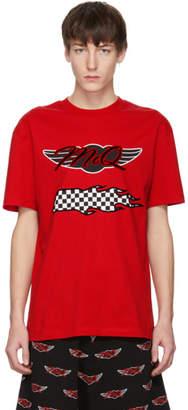 McQ Red Racer T-Shirt