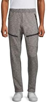 Stone Island Heather Fleece Sweatpants