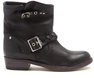 Golden Goose Karen leather ankle boots