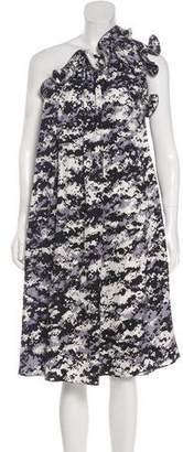 Thomas Wylde Embellished Midi Dress