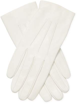 Valentino Women's Solid Leather Gloves