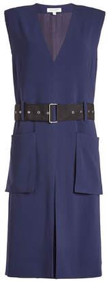 Public School Tamir Dress with Belt