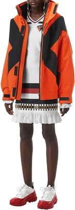 Burberry Fleece Lined Jacket