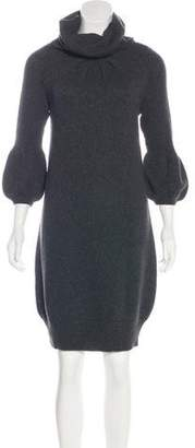 Vince Wool Sweater Dress