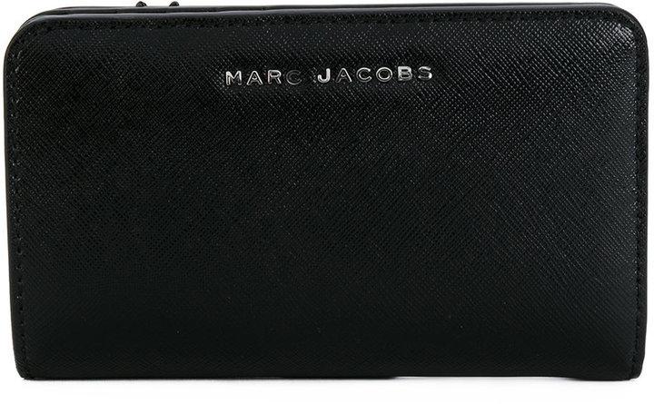 Marc JacobsMarc Jacobs Bicolour Saffiano wallet