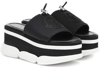 d2665de616f3 Moncler Zaira platform sandals