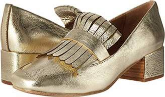 Gentle Souls by Kenneth Cole Women's Ethan Kilty Toe Low Heel Dress Pump Shoe