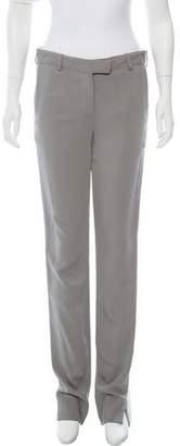 Reed Krakoff Mid-Rise Straight-Leg Pants