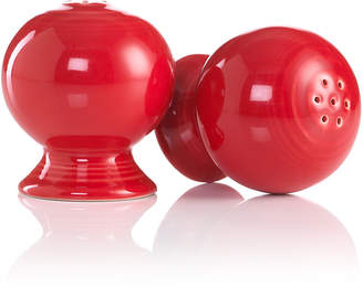 Fiesta Scarlet Salt and Pepper Shakers Set