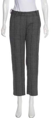 3.1 Phillip Lim Mid-Rise Straight-Leg Pants