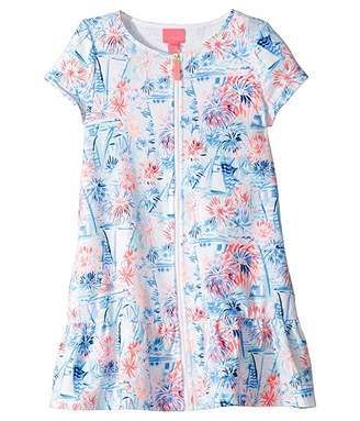 64f5074e2a Lilly Pulitzer UPF 50+ Ivy Cover-Up (Toddler/Little Kids/Big