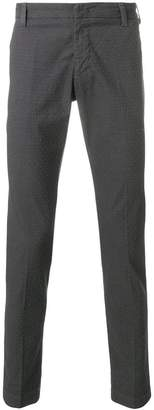 Entre Amis tailored fitted trousers