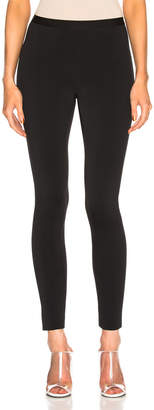 Helmut Lang Scuba Legging in Black | FWRD