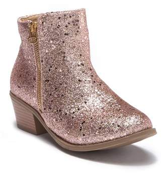 Nicole Miller Leah Crushed Glitter Boot (Toddler, Little Kid & Big Kid)