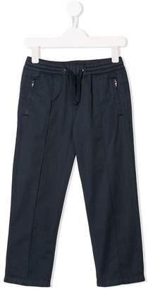 Dolce & Gabbana elasticated waistband trousers