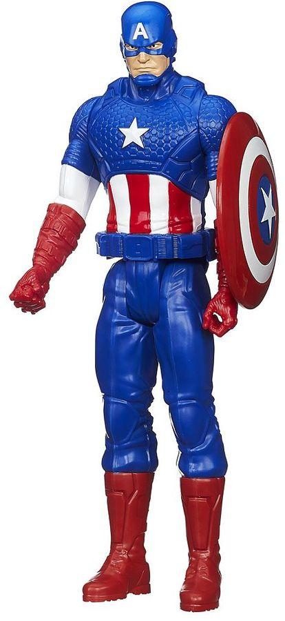 Hasbro Marvel Avengers Titan Hero Series 12-in. Captain America Figure by Hasbro