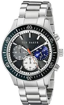 Ted Baker Men's TE3059 Stainless Steel Dress Sport Watch