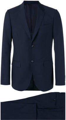 Wool Single Breasted Suit