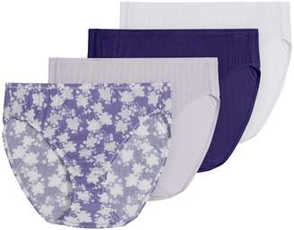 Jockey Supersoft Cool 4-Pack French Cut Panty Set