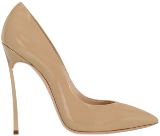 120mm Blade Patent Leather Pumps $750 thestylecure.com