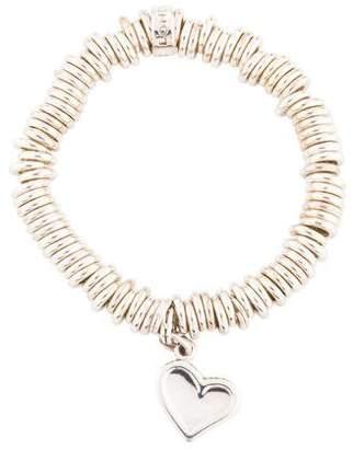 Links of London Child Sweetie Thumbprint Heart Bracelet