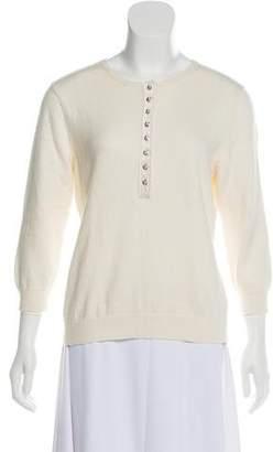 MICHAEL Michael Kors Knit Crew Neck Sweater