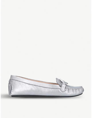 Carvela Linley leather loafers