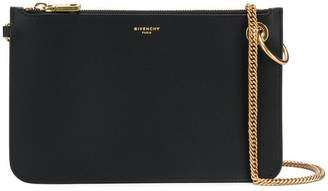 Givenchy top handle clutch bag