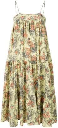 Cavallini Erika floral print dress