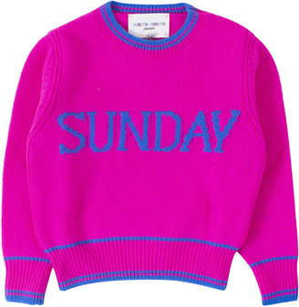 Alberta Ferretti Baby Girl Sweater Sunday