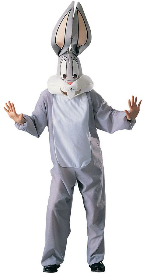 Looney Tunes Bugs Bunny Costume - Adult