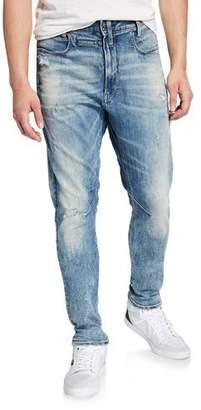 G Star G-Star Men's D-Staq Lox 5-Pocket Jeans