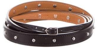 Hermes Box Double-Wrap Waist Belt