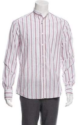 Michael Bastian Striped Casual Shirt w/ Tags