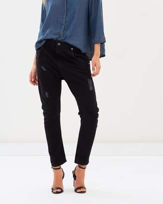 Lo-Slung Jeans