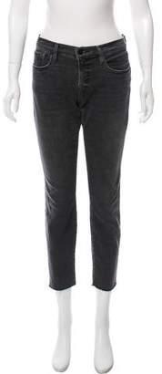 Frame Gretta Mid-Rise Jeans