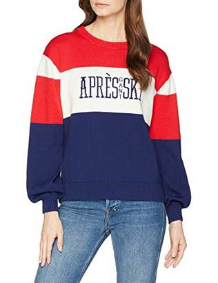 8e9df316c6 Color Blocked Apres SKI Crew Sweatshirt