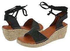 Eric Michael Jara (Black Tooled Leather) - Footwear