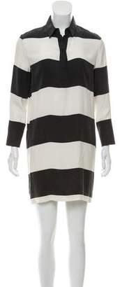 Brochu Walker Silk Mini Dress