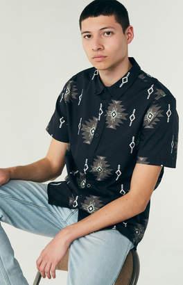 PacSun Rugo Short Sleeve Button Up Shirt