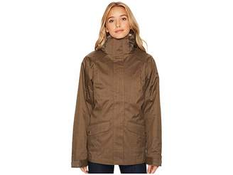 Columbia Sleet to Street Interchange Jacket Women's Coat