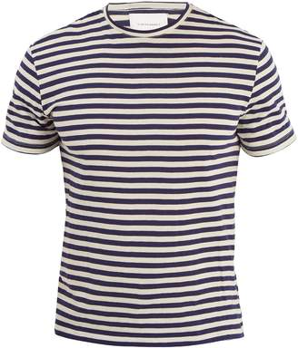 Solid & Striped The Striped Tee cotton-blend T-shirt